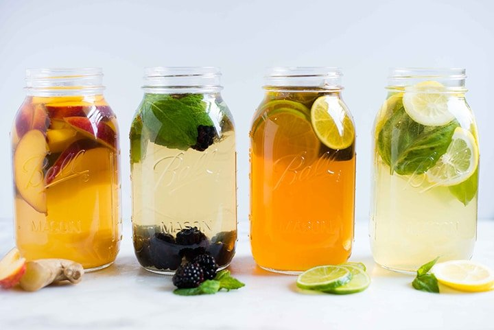 November Recipe - 4 x Summer Iced Tea Recipes - Measure Up
