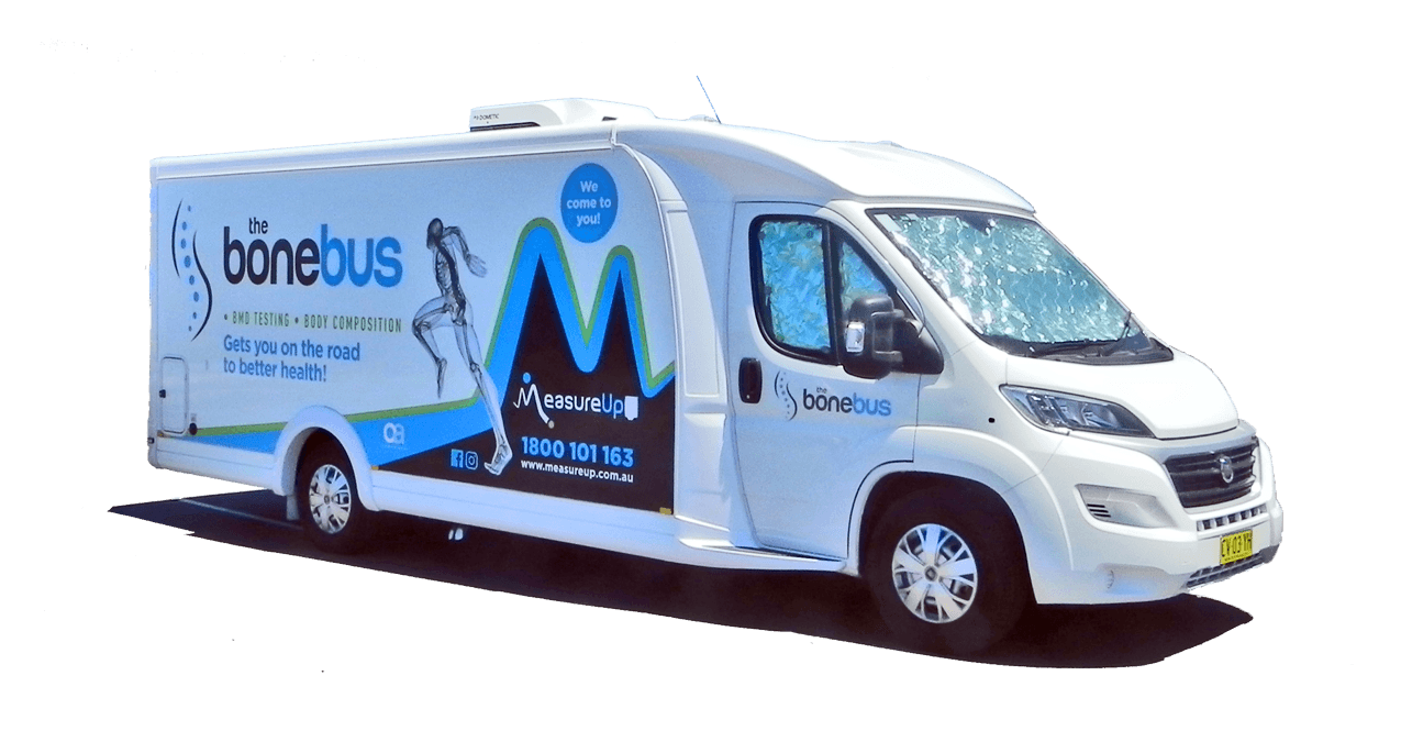 the measureup bone bus